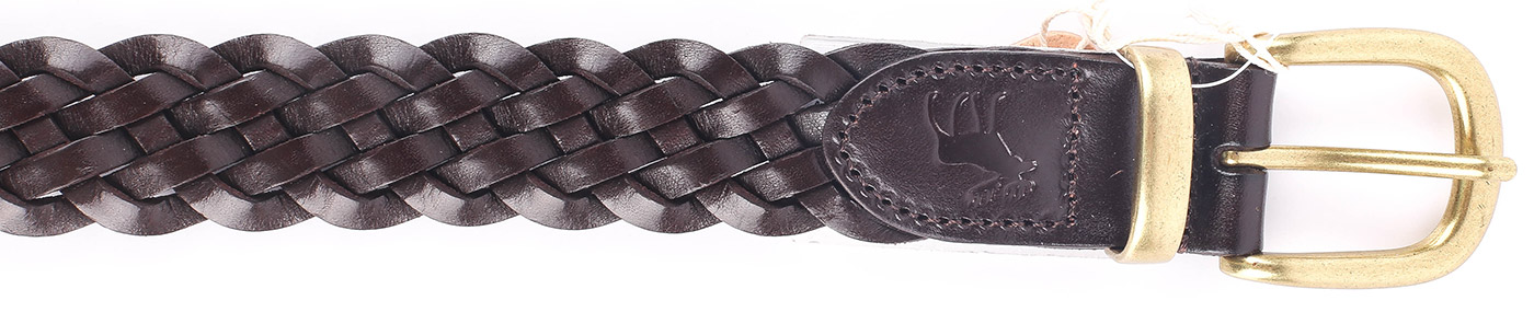 м. MSY-695 коричневий шкіра плетенка ремінь - купить м. MSY-695 ... 84f6eea096d25