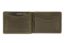 Grande Pelle Зажим для грошей 00000013148 2