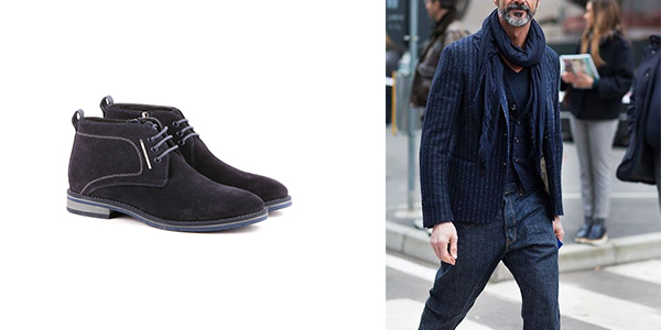 Комбінуємо замшеві чоловічі черевики з одягом - Інтернет-магазин ... 13bfe0bb373ae