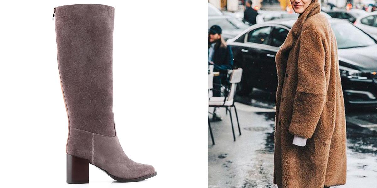Як забезпечити догляд за жіночим взуттям в зимову пору  Відштовхуйтеся від  матеріалу верху. Для кожного виду існують особливості і правила догляду. c8e9c00fb1c37