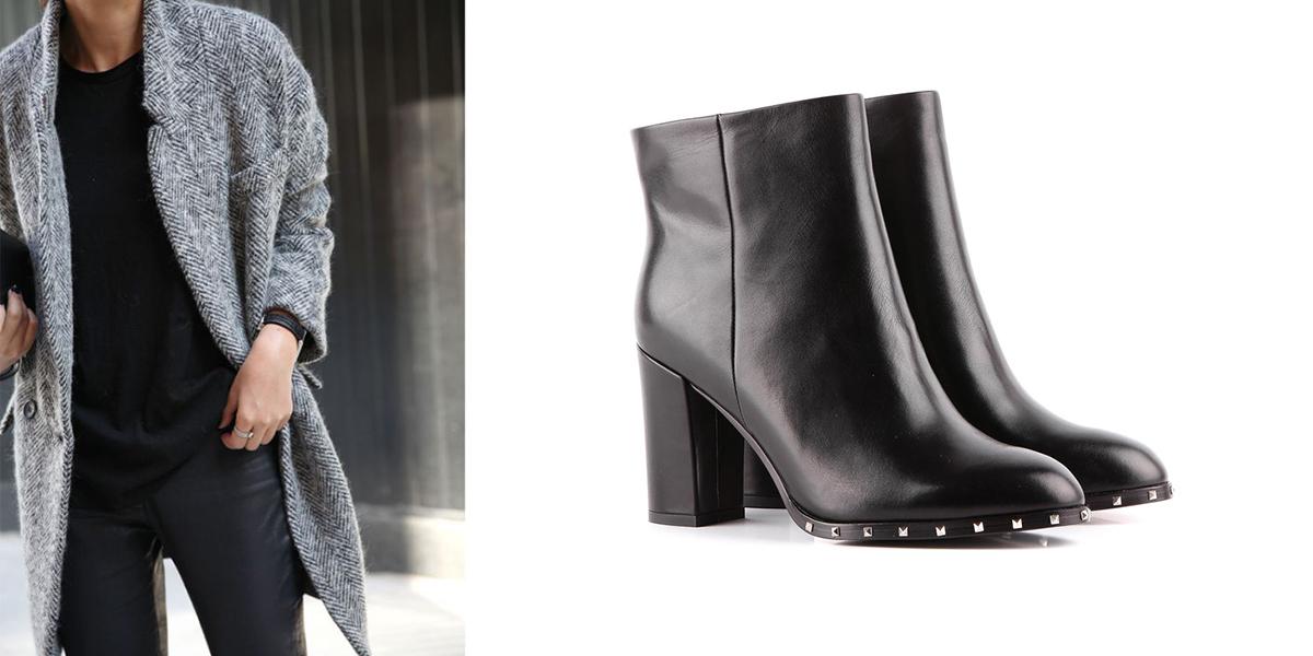 Обираємо взуття до свого стилю. Або з чим одягати ботільони ... 820c132f81e14