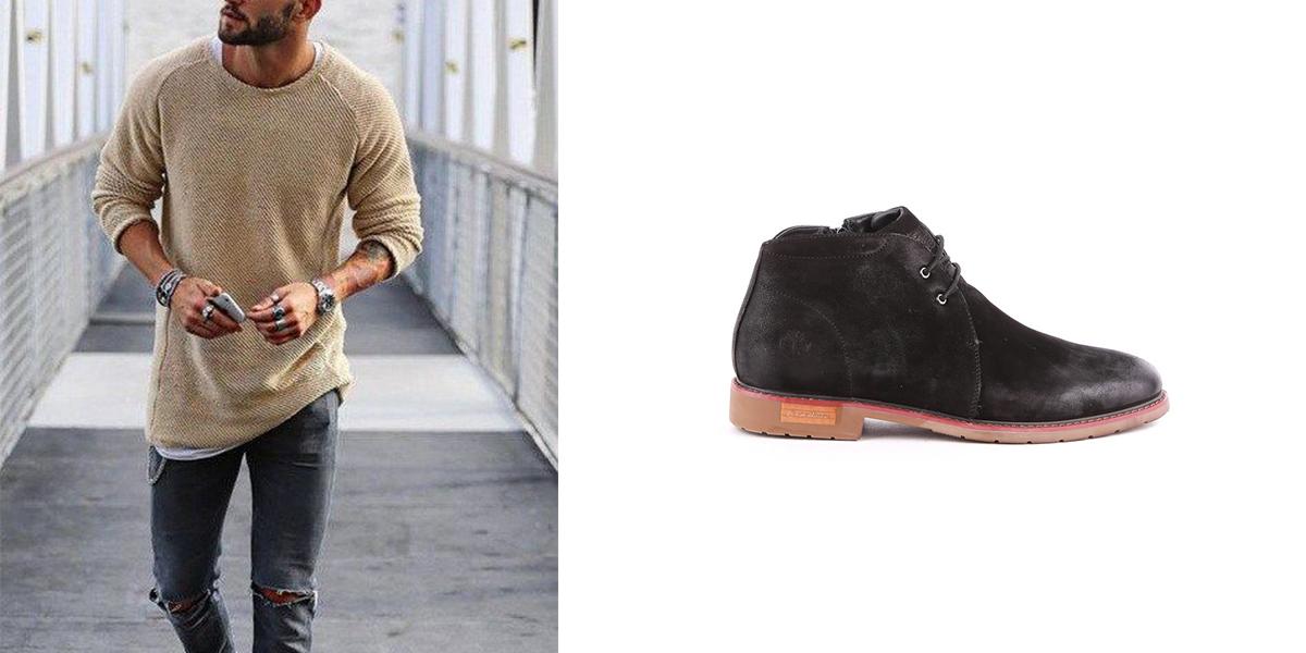 Готуємося до зими заздалегідь - зимове чоловіче взуття зі знижкою ... b6d5d14275ce3