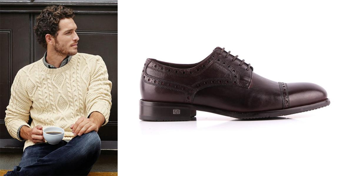 5 правил по догляду за чоловічим осіннім взуттям - Інтернет-магазин ... 595cae7f4cb98